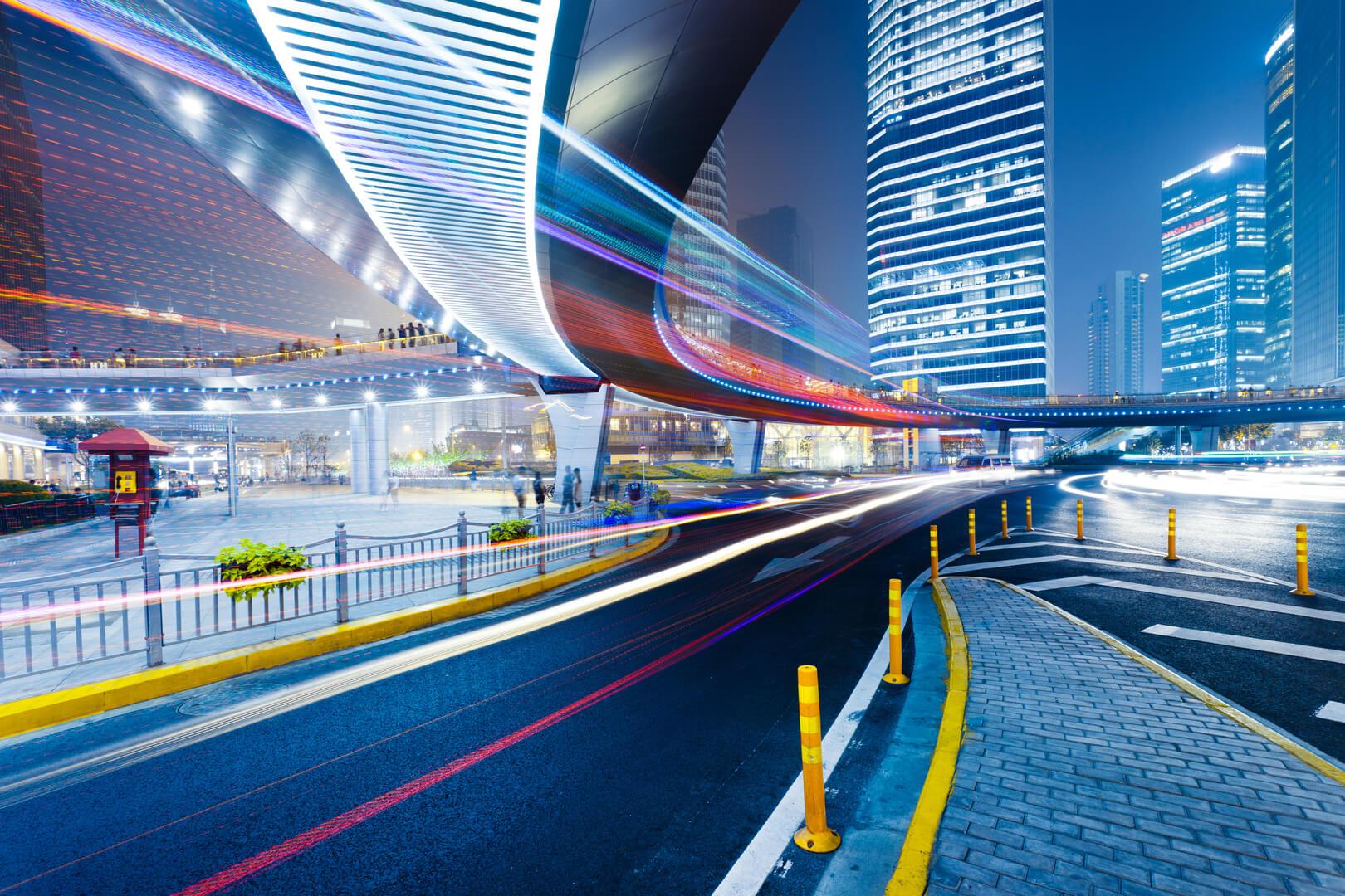 Smart city-technologie in concrete voorbeelden