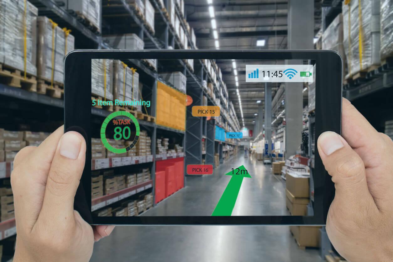 AR en IoT – het Internet of Things verrijkt met Augmented Reality