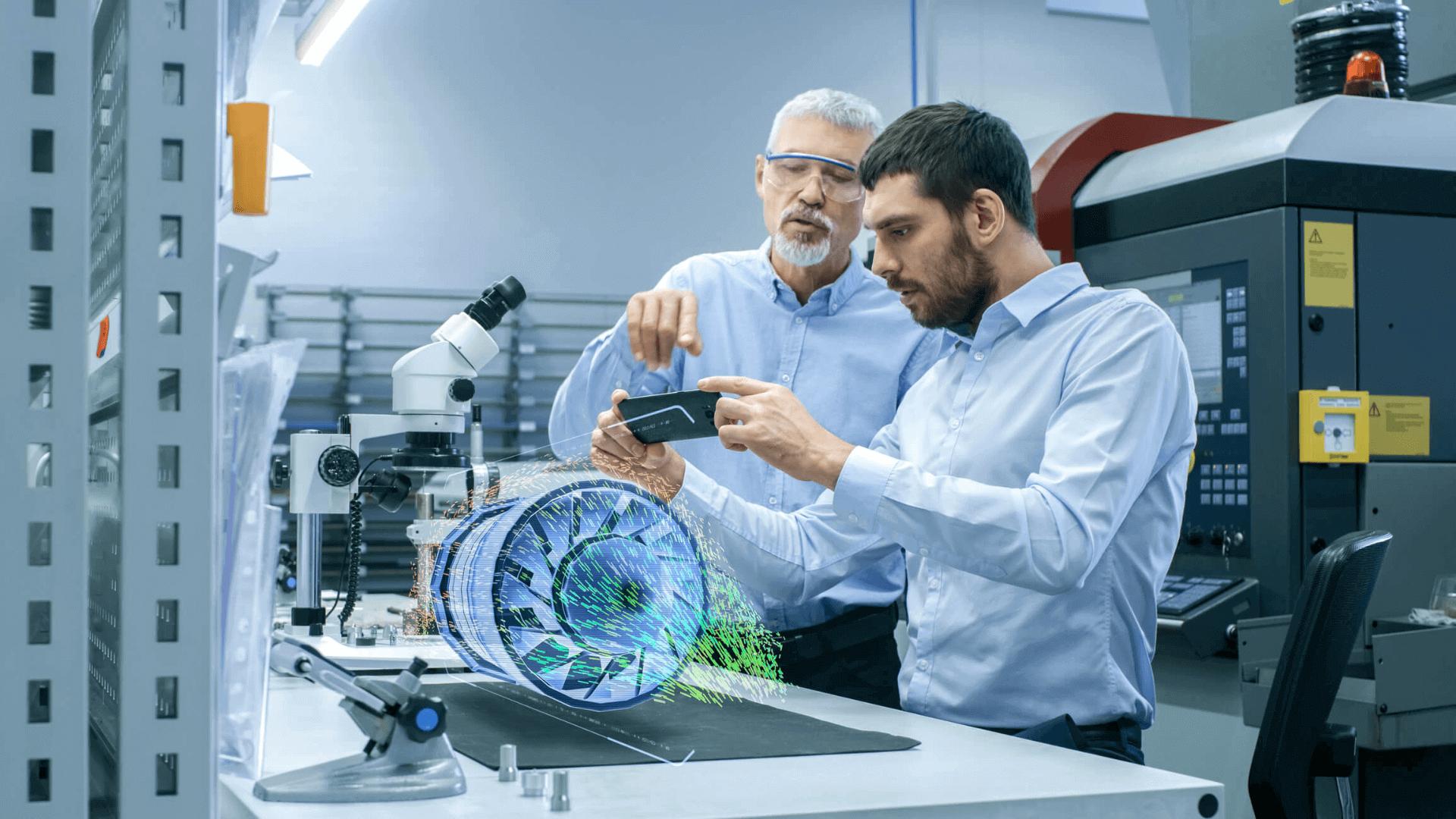 Wat is Augmented Reality (AR) en hoe werkt het?