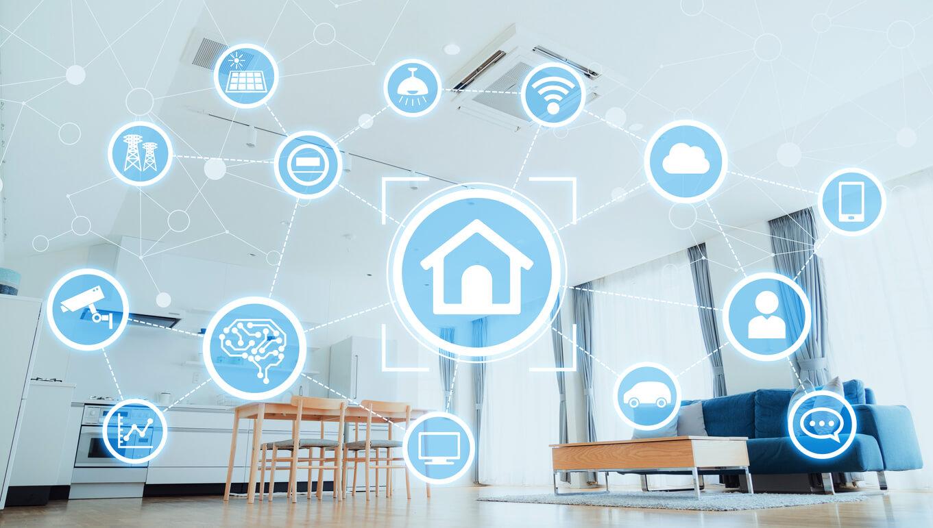 De toename van smart homes en slimme verlichting in Nederland