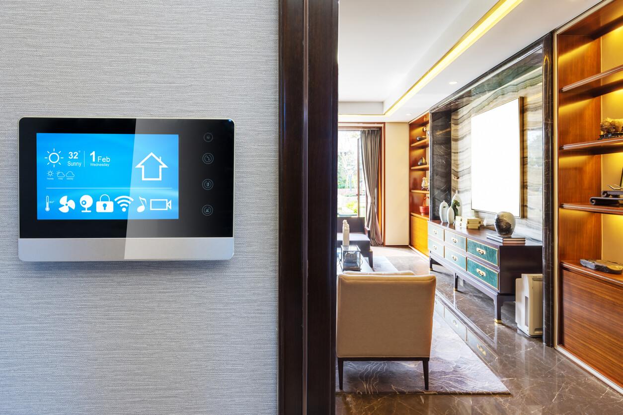 Implementatie van smart homes