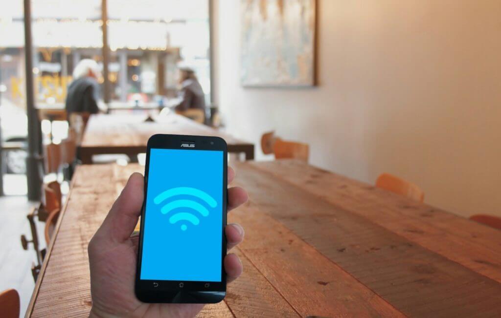 internet wifi verbonden connectiviteit