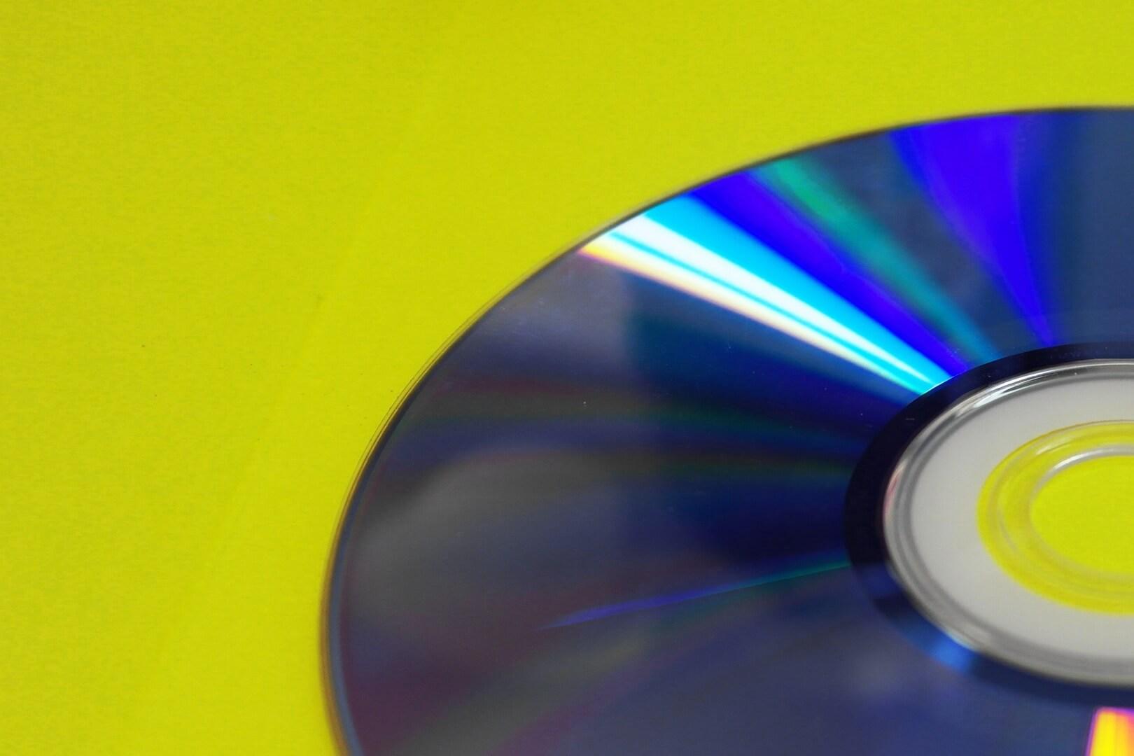 data gegevens informatie opslag cd