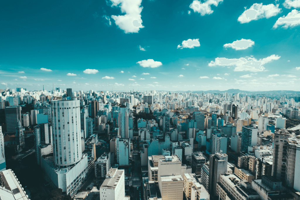 Stel je eens een smart city voor…