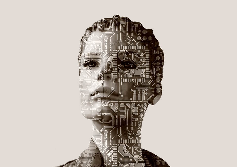 Robot met sensorhuid kan anticiperen op zijn omgeving